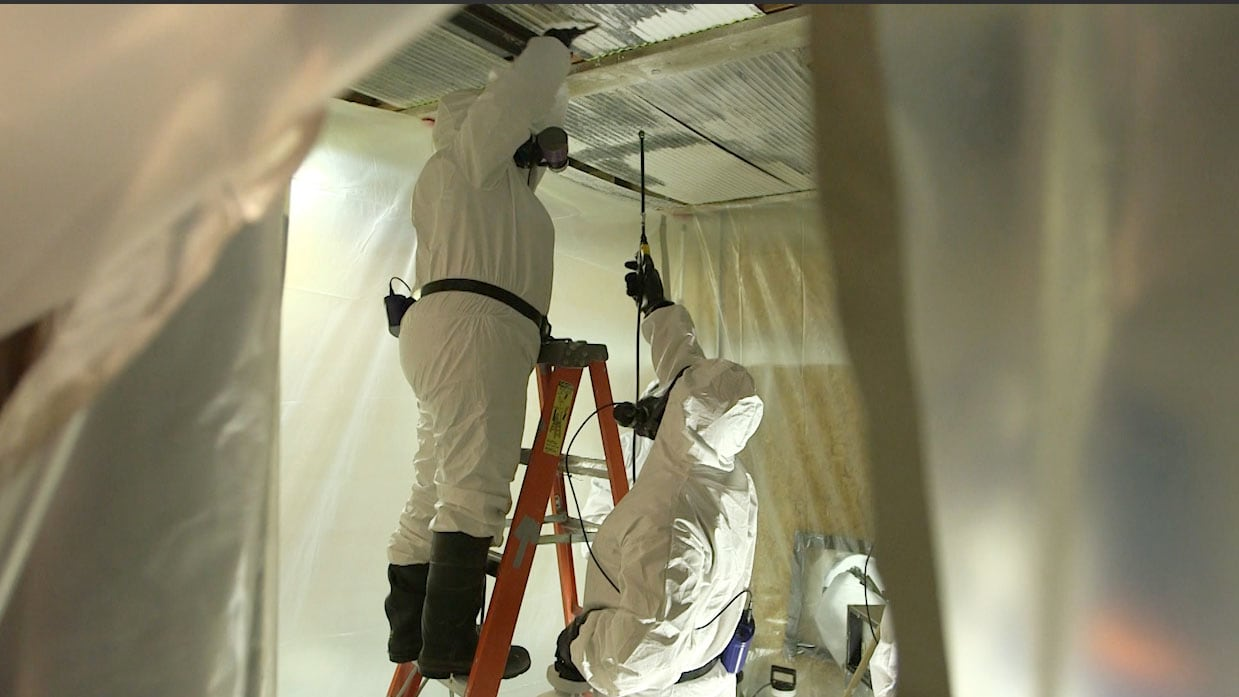 Asbestos inspections Melbourne